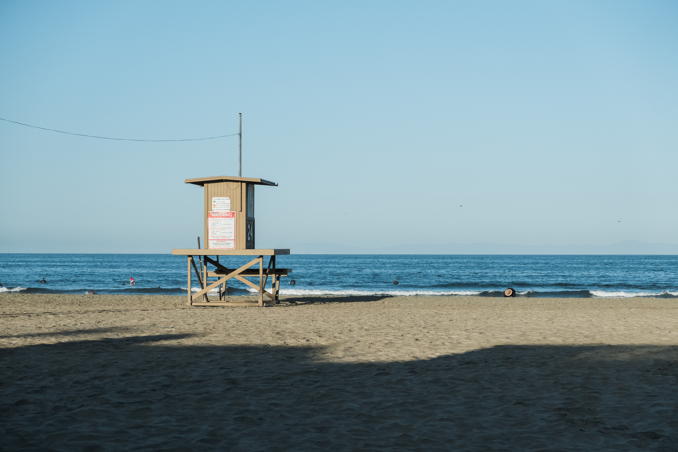 Newport Beach Lifeguard station