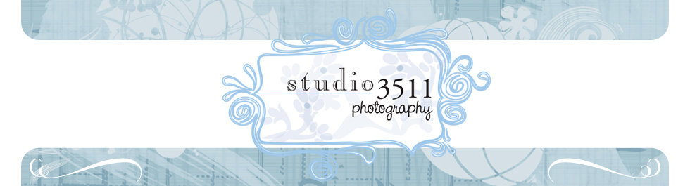 studio 3511 photography & graphic design logo